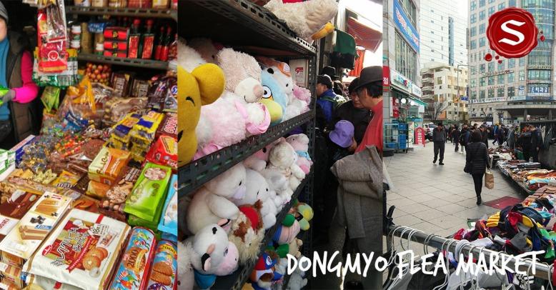 dongmyo market