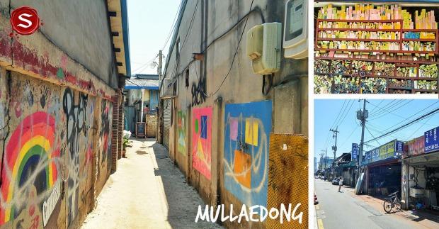 Image result for Mullae, seoul